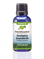 Essential Oils - Native Remedies® Eucalyptus Leaf Essential Oil 30mL