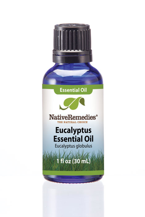 Native Remedies® Eucalyptus Leaf Essential Oil 30mL