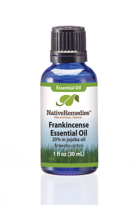Native Remedies® Frankincense Essential Oil 30mL