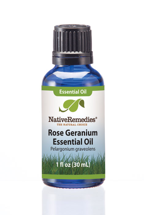 Native Remedies® Geranium Essential Oil 30mL - View 1