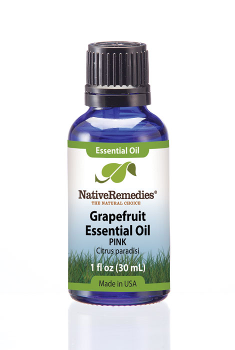 Native Remedies® Grapefruit (Pink) Essential Oil 30mL