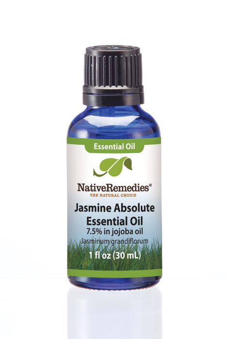Native Remedies® Jasmine Essential Oil 30mL