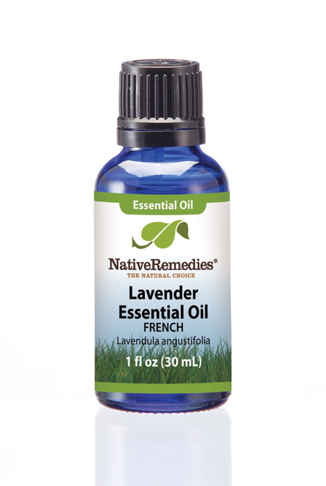 Native Remedies® Lavender Flower (French) Essential Oil 30mL - View 1