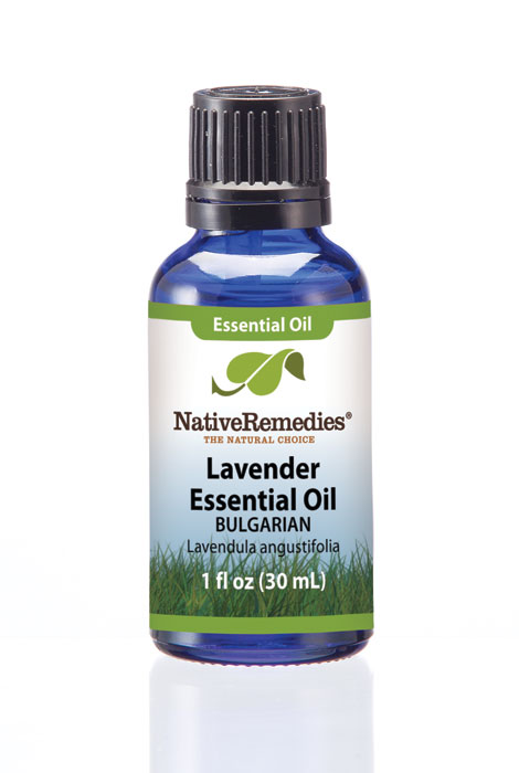 Native Remedies® Lavender Flower (Bulgarian) Essential Oil 30mL