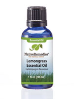 Essential Oils - Native Remedies® Lemongrass Essential Oil 30mL
