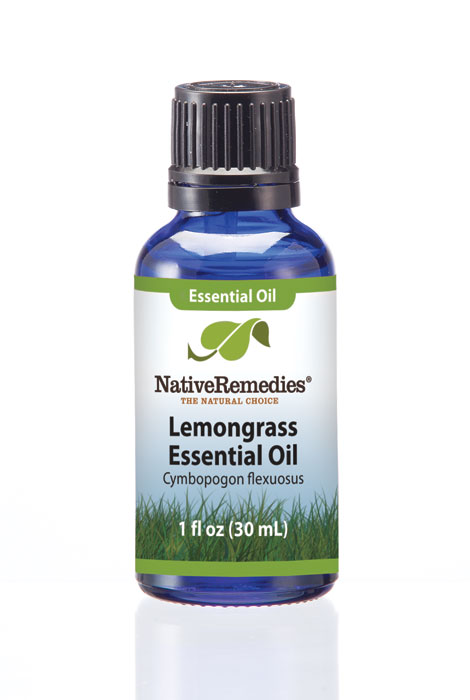Native Remedies® Lemongrass Essential Oil 30mL - View 1