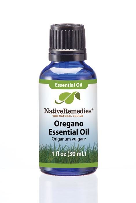 Native Remedies® Oregano Essential Oil 30mL