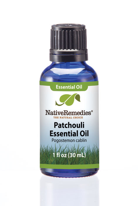Native Remedies® Patchouli Essential Oil 30mL - View 1