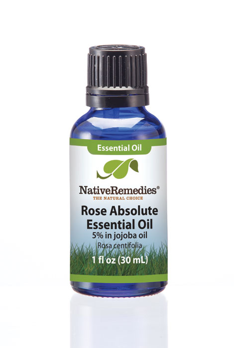 Native Remedies® Rose Essential Oil 30mL - View 1