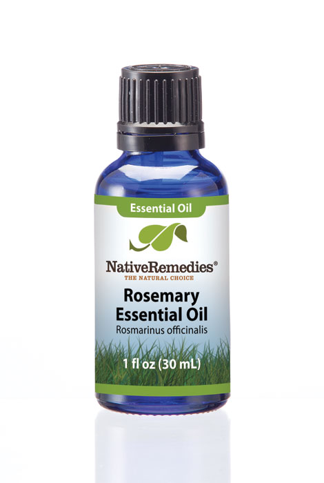 Native Remedies® Rosemary Essential Oil 30mL