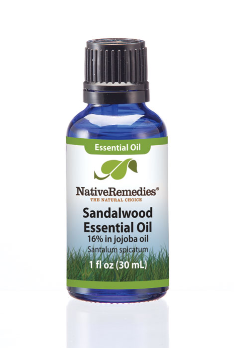 Native Remedies® Sandalwood Essential Oil 30mL
