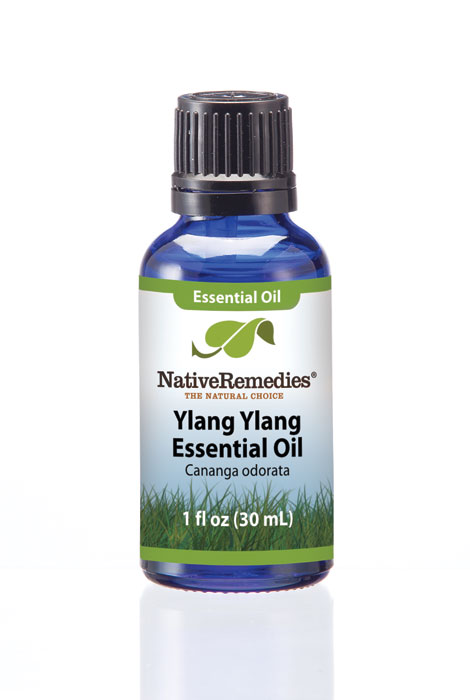 Native Remedies® Ylang Ylang Essential Oil 30mL