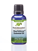Native Remedies® - Native Remedies® Bug Defense™ Essential Oil Blend 30mL