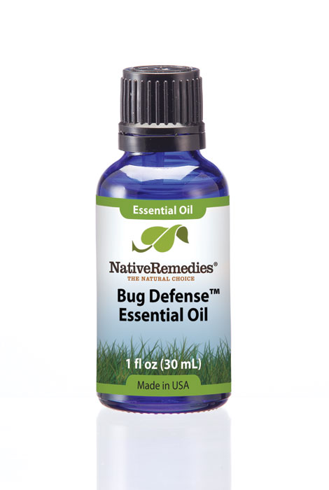 Native Remedies® Bug Defense™ Essential Oil Blend 30mL