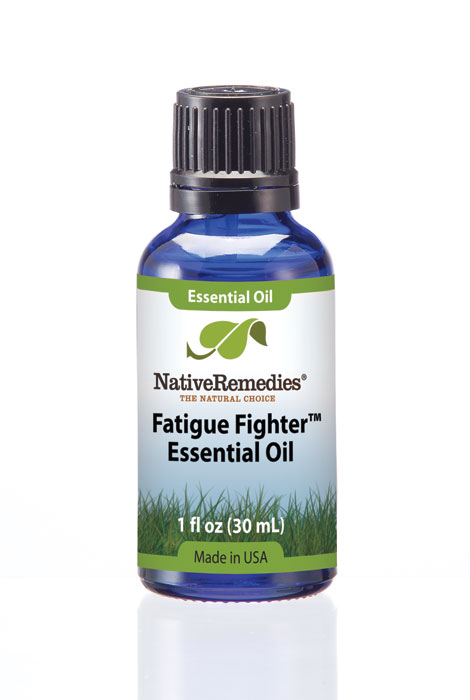 Native Remedies® Fatigue Fighter™ Essential Oil Blend 30mL