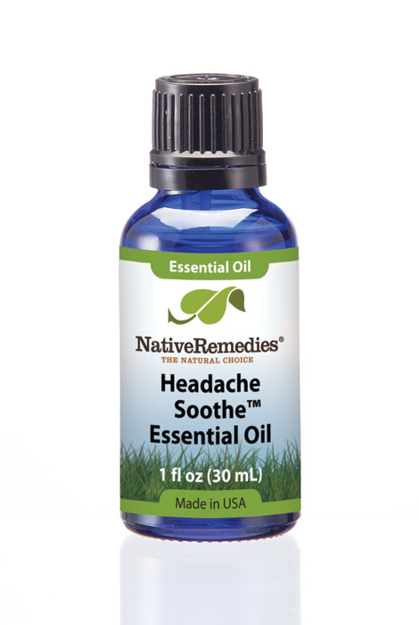 Native Remedies® Headache Soothe™ Essential Oil Blend 30mL