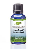 Native Remedies® - Native Remedies® LoveSpark™ Essential Oil Blend 30mL