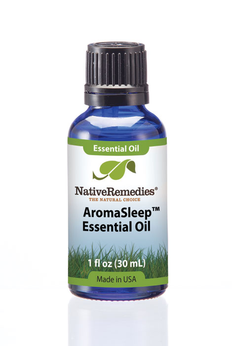 Native Remedies® AromaSleep™ Essential Oil Blend 30mL