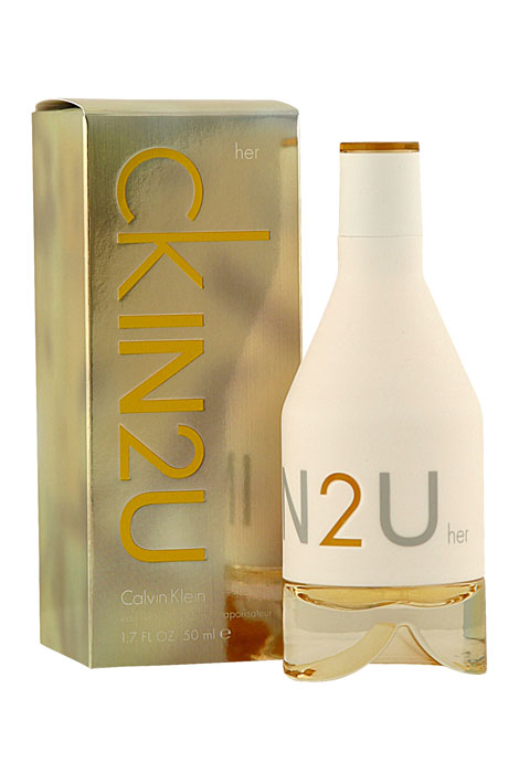 Calvin Klein CKIN2U Women, EDT Spray - View 1