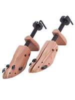 Clothing Solutions - Cedar Deluxe Shoe Stretcher, Set of 2