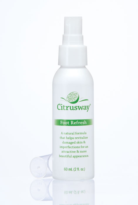 Citrusway® Foot Spray - View 1