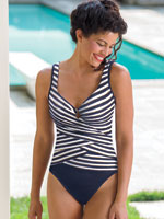 Cruise Ready Swimwear - Miraclesuit® New Directions Escape Suit