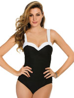 Cruise Ready Swimwear - Miraclesuit® Saxon Block Party Suit