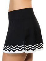 Black & White Swimwear - Ride the Wave Skirtini Bottom