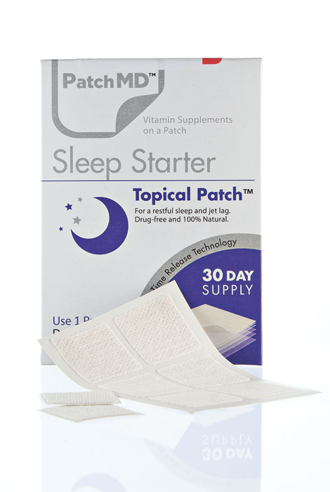 Sleep Starter Patches, Set of 30