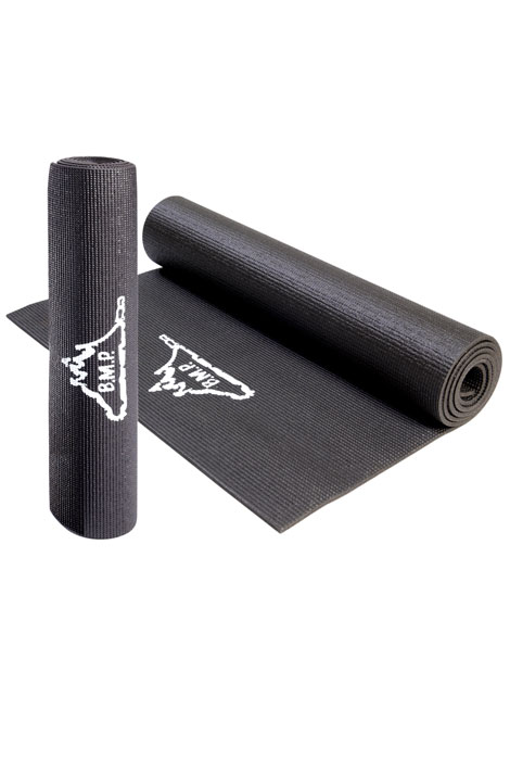 Yoga and Exercise Mat - View 1