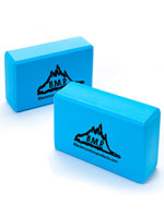 Fitness & Exercise - Yoga Blocks - Set of 2
