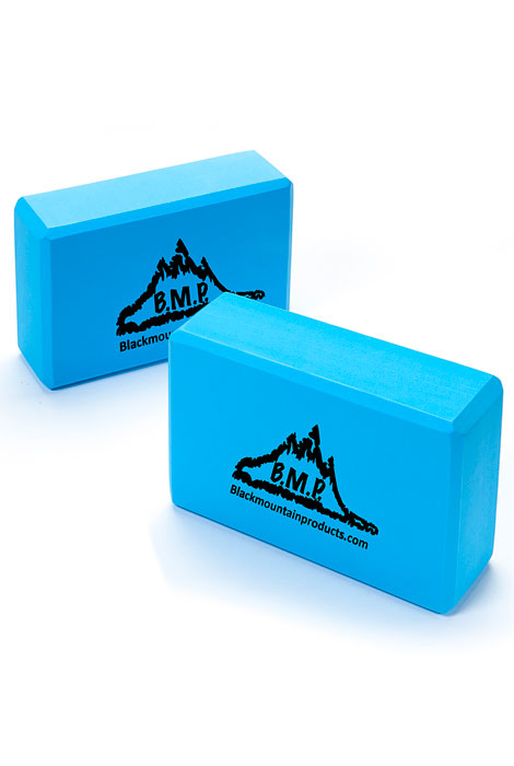 Yoga Blocks - Set of 2 - View 1