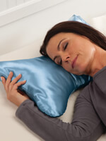 New - Butterfly Pillow with Satin Cover