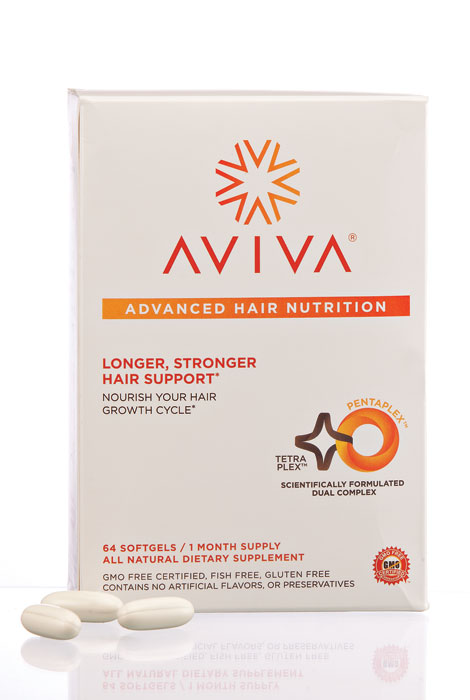 Aviva® Advanced Hair Nutrition, 30 Day