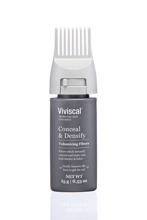Viviscal® Conceal and Densify Volumizing Fibers - View 1