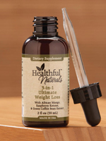Weight Management - Healthful™ Naturals 3-in-1 Ultimate Weight Loss