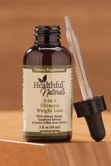 Healthful™ Naturals 3-in-1 Ultimate Weight Loss
