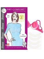 Clothing & Accessories - Dry Comfort™ Perspiration Wicking Strips