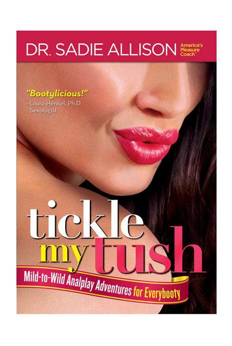 Tickle My Tush Book - View 1