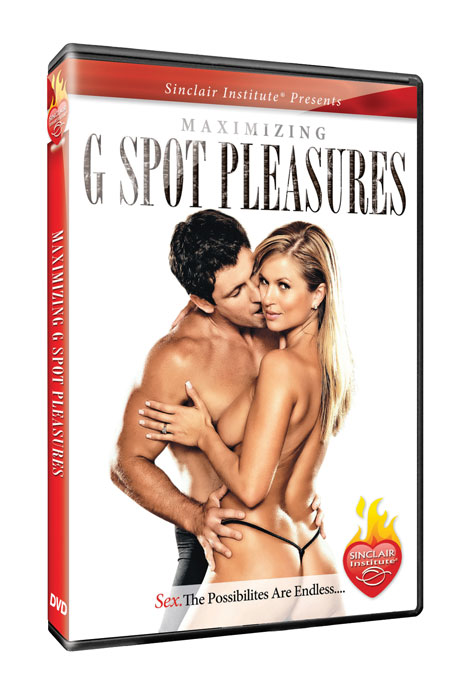 Maximizing G-Spot Pleasure DVD