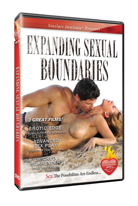 Expanding Sexual Boundaries DVD