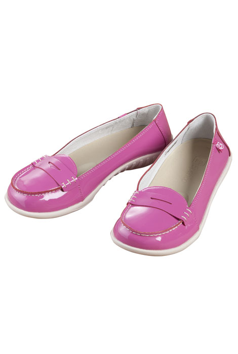 Spenco® Siesta Penny Patent Leather