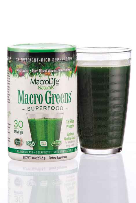MacroLife® Naturals Macro Greens Super Food