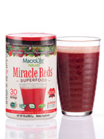 Healthy Cooking - MacroLife® Naturals Miracle Reds Super Food