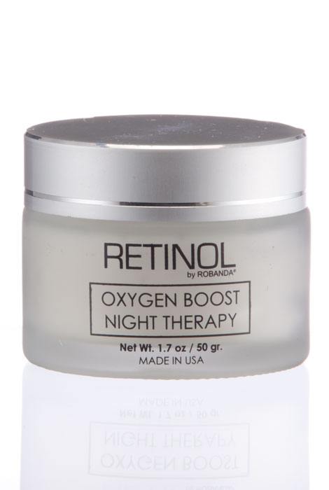 Retinol by Robanda® Oxygen Boost Night Therapy