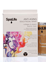 Beauty - Anti-Aging Gold Facial Wrap