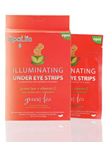 Flash Sale - Green Tea and Vitamin C Illuminating Under Eye Strips