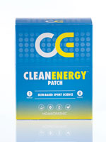 Vitamins & Supplements - Clean Energy Patches - Set of 12