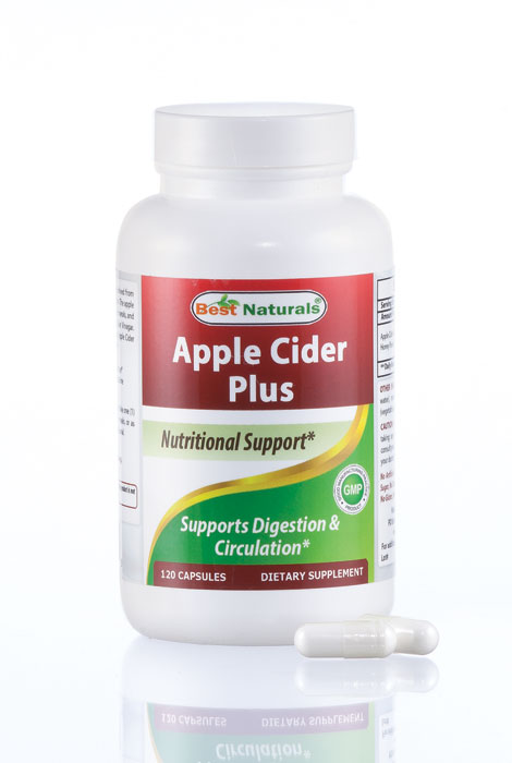 Apple Cider Plus Capsules - View 1