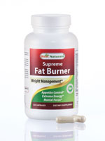 Weight Management - Supreme Fat Burner Capsules